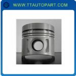 ISUZU 4BE1 aluminum piston engine with OEM quality and size