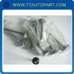 BENZ E1800 Engine component intake valve and exhaust valve IN:F801-12-111A EX:F801-12-121A