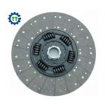 Original quality clutch disc 430mm*24N*50mm for Scania Volvo heavy truck